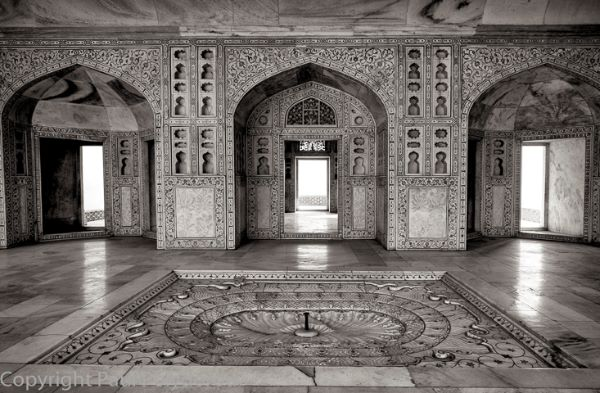 Red Fort 3, Agra