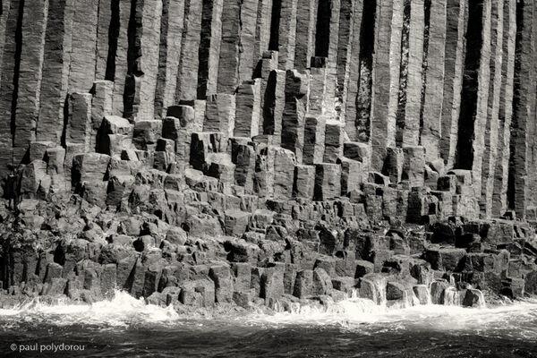 Staffa - Basalt Columns