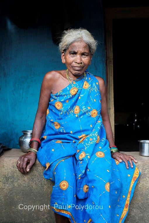 Gadaba Village Woman
