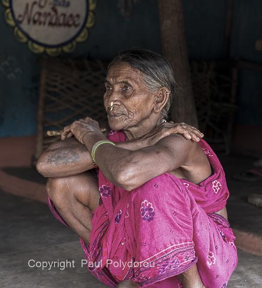 Khond Village Woman