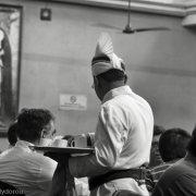 College Street Coffee House waiter