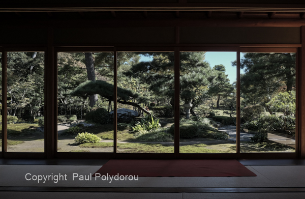 Kenrokuen Garden I, Kanazawa