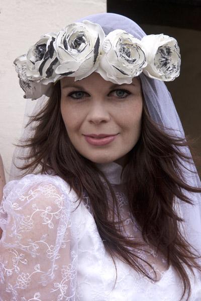 goth bride 1