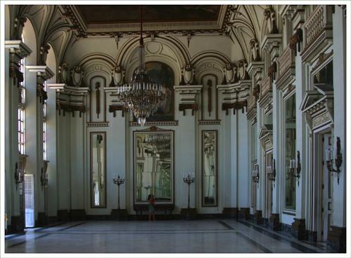 Ballroom Presidents Palace