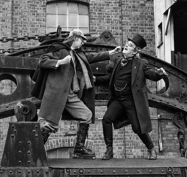 Holmes v Moriarty