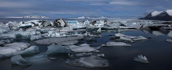 Jokulsarlon Blue Ice