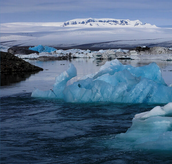Jokulsarlon Glacier 2