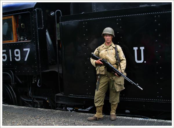 Guarding the Train