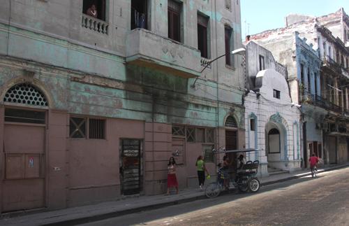 Mid Day Old Havana