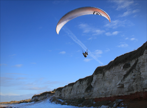 Over the Cliffs