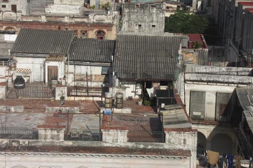 Rooftops, Havana