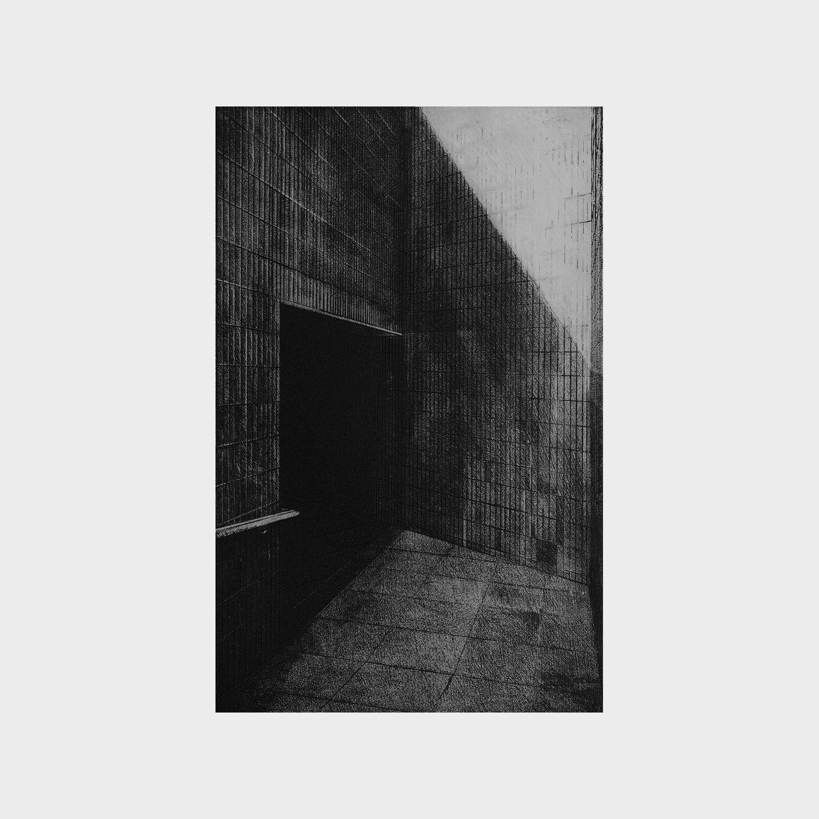 Entering a Dark Passage