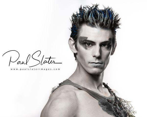 Cirque Berserk cast member portrait - Dancer