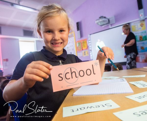 School website photography