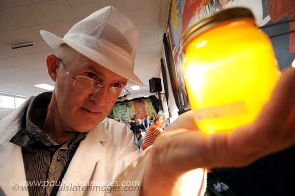 Honey Festival, Callington, Cornwall.