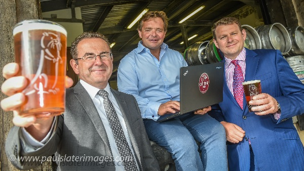 Otter Breweries, Devon with Internet providers BT.