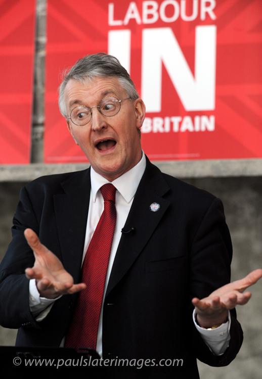Hilary Benn MP - Labour Party.