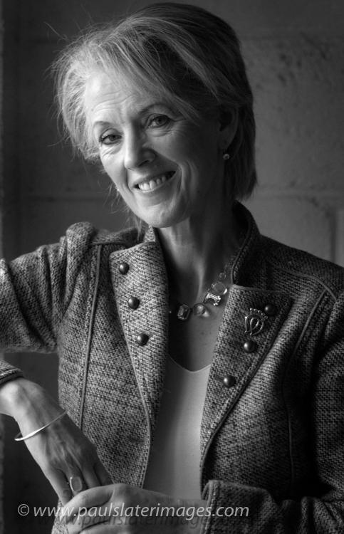 Portrait of Joanna Trollope OBE