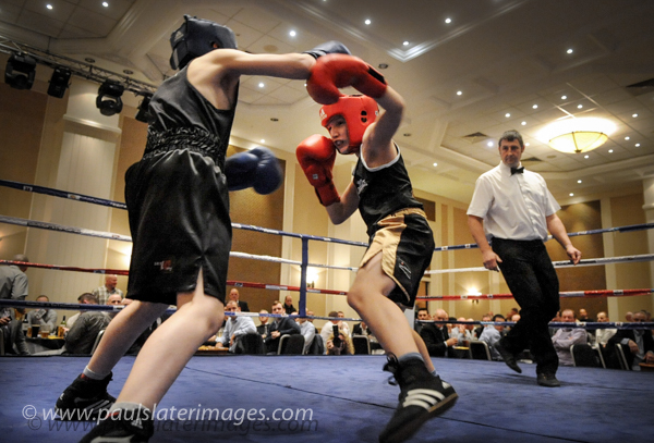 Boxing event Plymouth