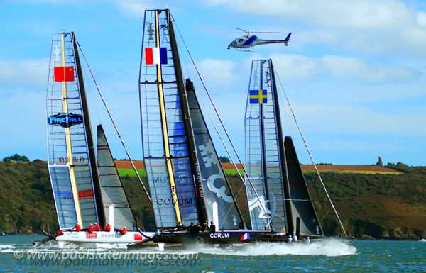 Americas Cup event, Plymouth