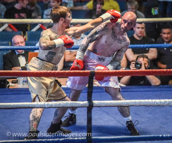 Boxing event held at Plymouth Guild Hall
