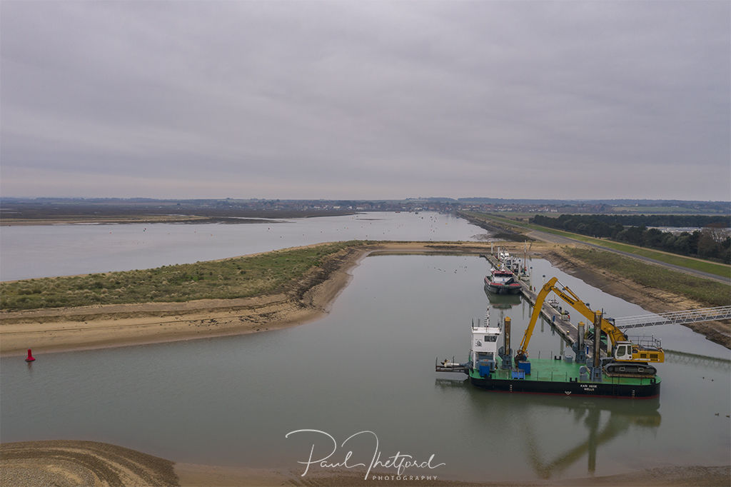 Wells outer harbour
