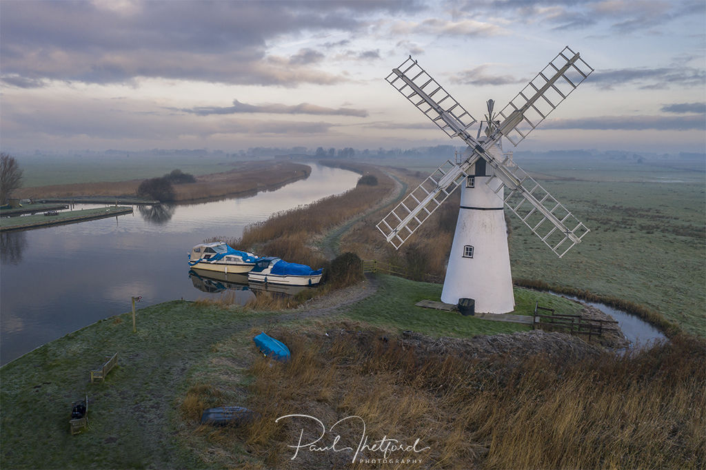 Thurne Wind Pump 5
