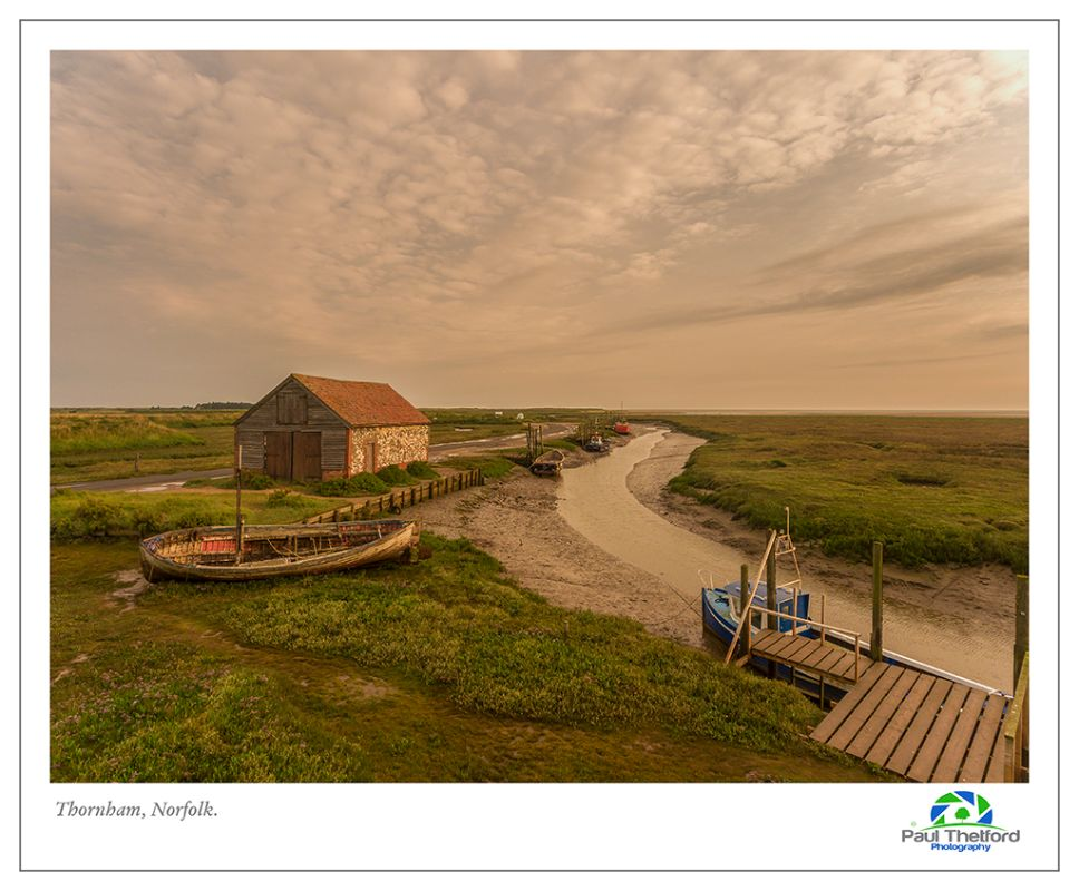 Thornham Dawn Light 7