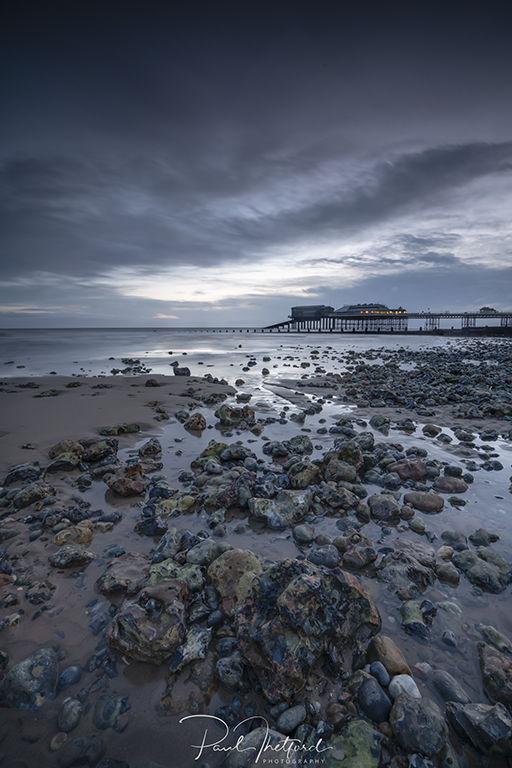 Cromer Beach/Pier dawn 9