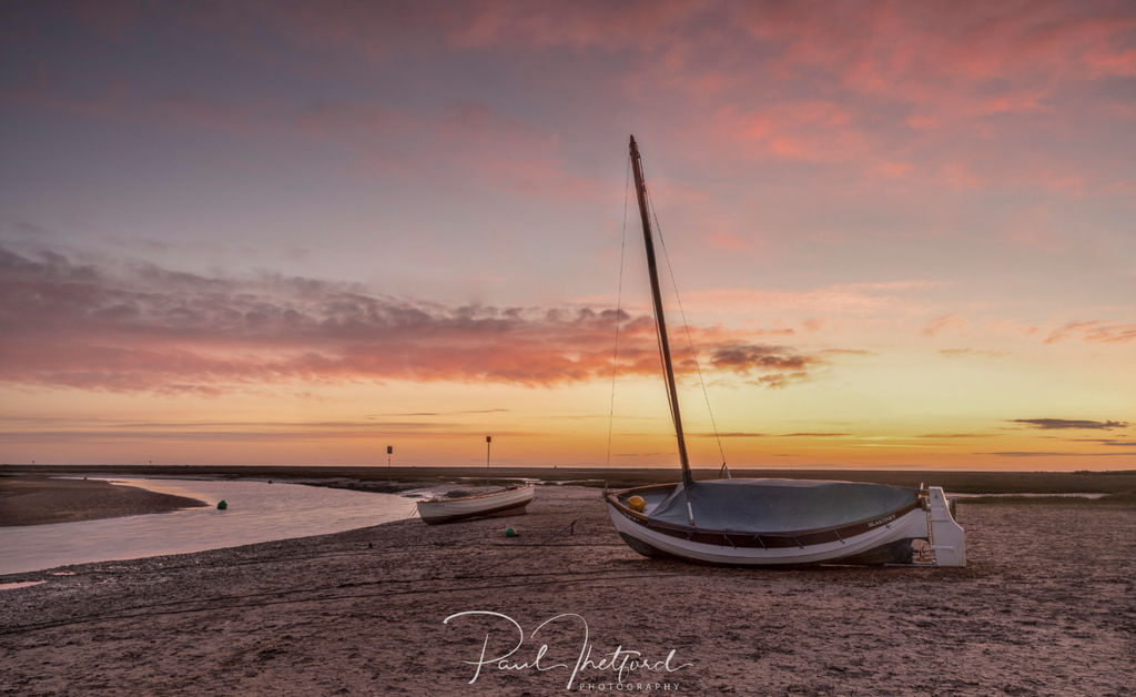 Blakeney Sunrise