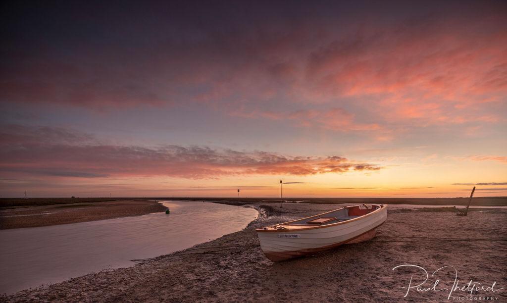 Blakeney Sunrise 2