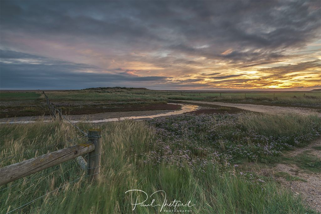 Salthouse Marsh, First light 5