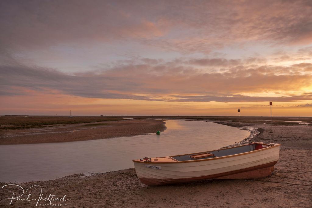 Blakeney Sunrise 4