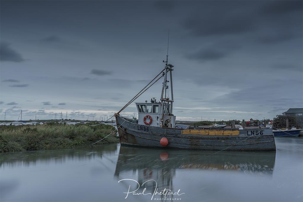 Brancaster Harbour 2
