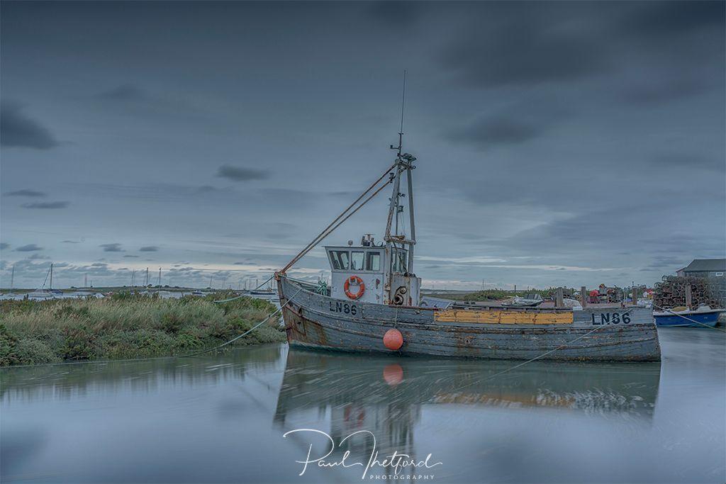 Brancaster Harbour 3
