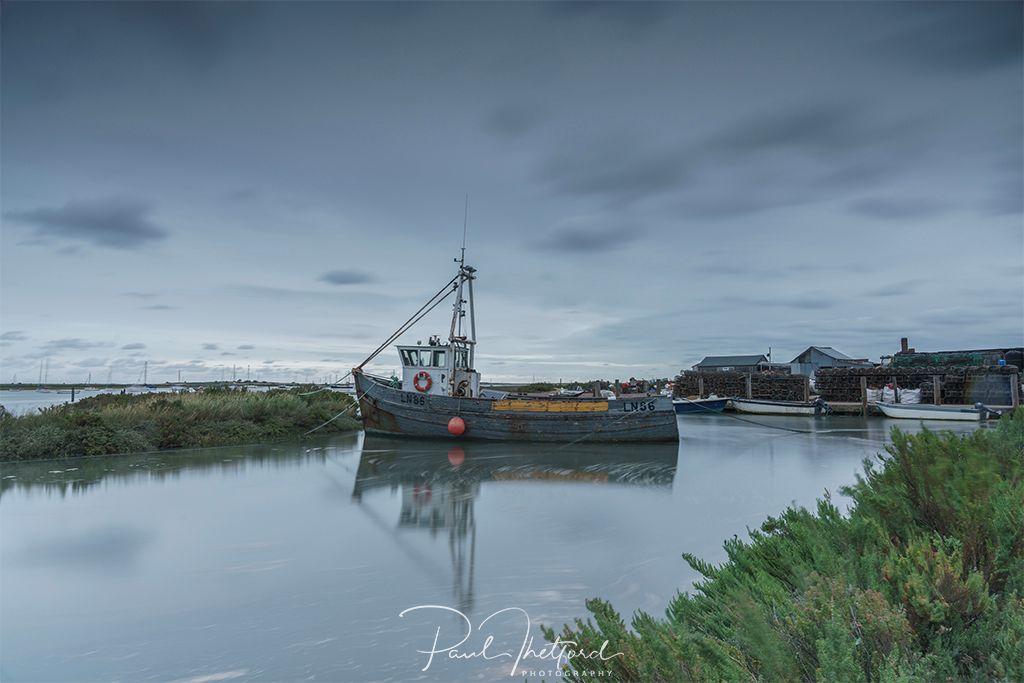 Brancaster Harbour 4