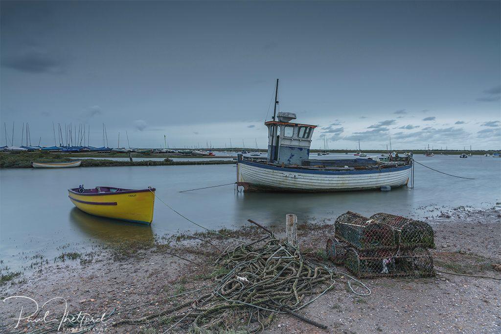 Brancaster Harbour 5