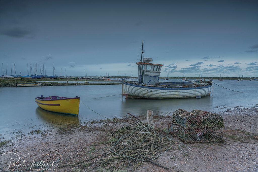 Brancaster Harbour 6