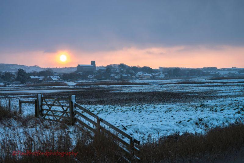 Norfolk Winter 2