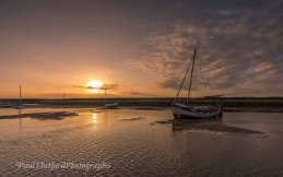 Evening Light, Burnham Overy Staithe 2