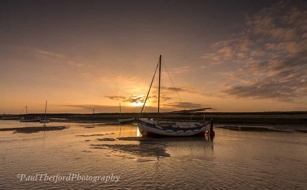 Evening Light, Burnham Overy Staithe 3