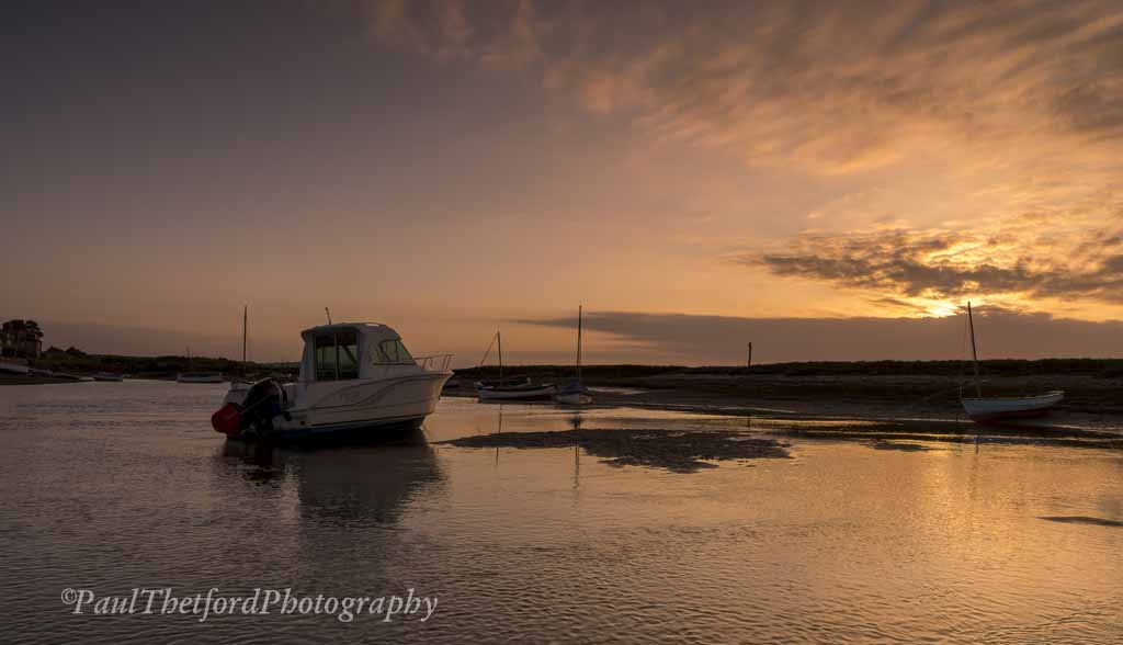 Evening Light, Burnham Overy Staithe 4