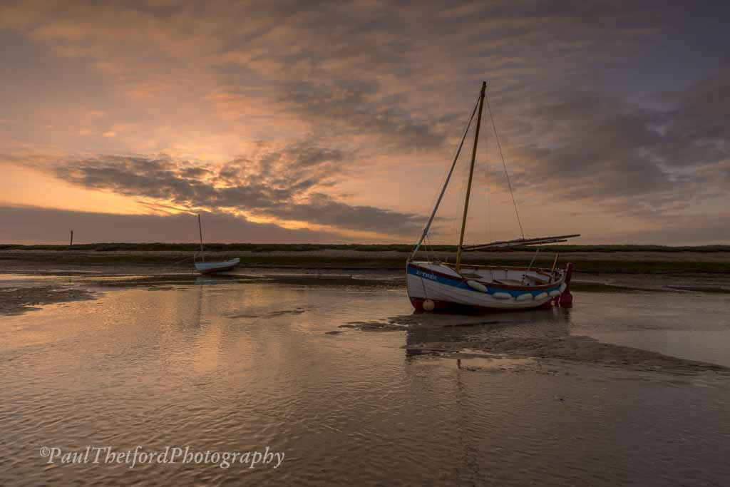 Evening Light, Burnham Overy Staithe 5