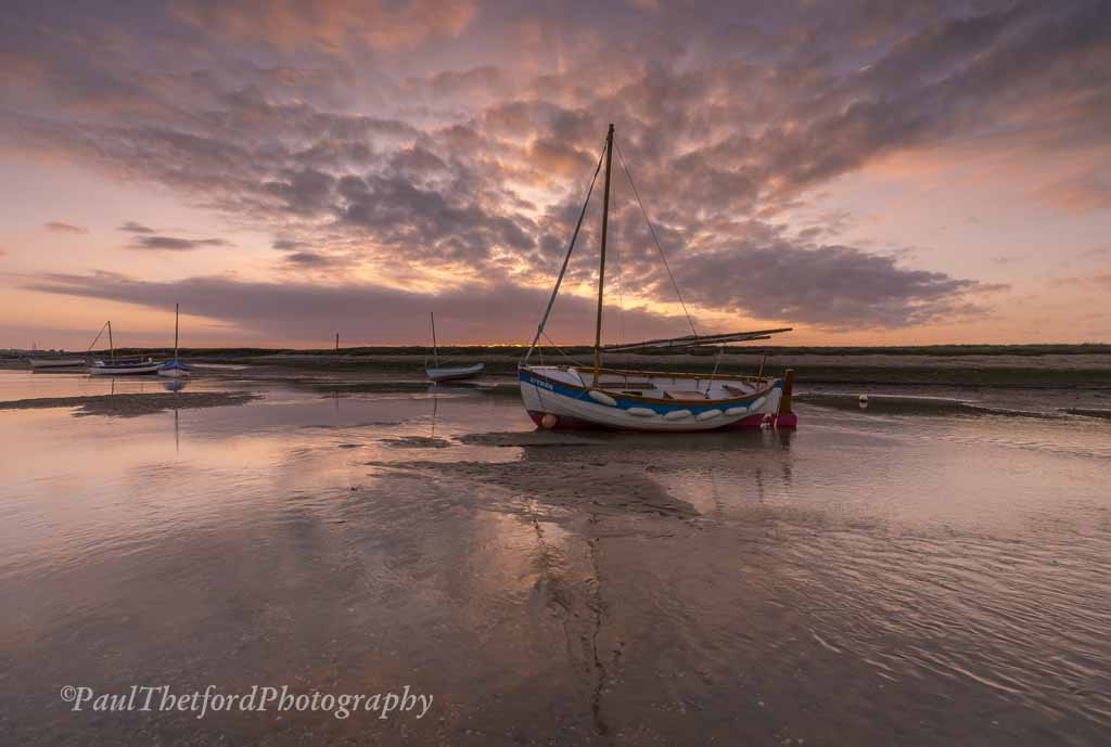 Evening Light, Burnham Overy Staithe 6