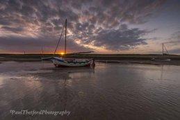 Evening Light, Burnham Overy Staithe 7