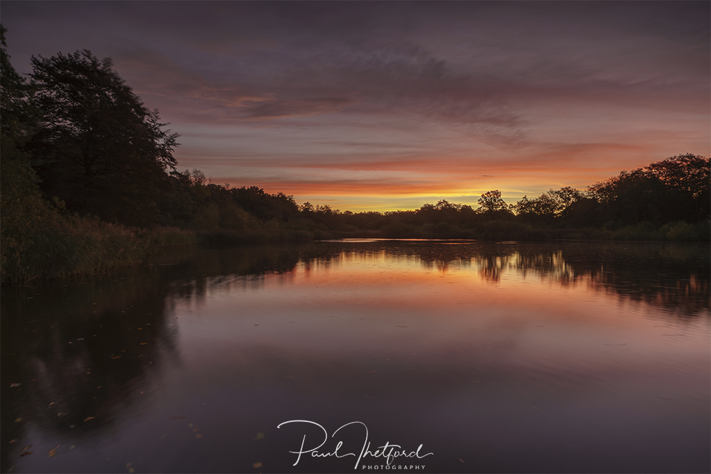 Selbrigg Lake Dawn 2