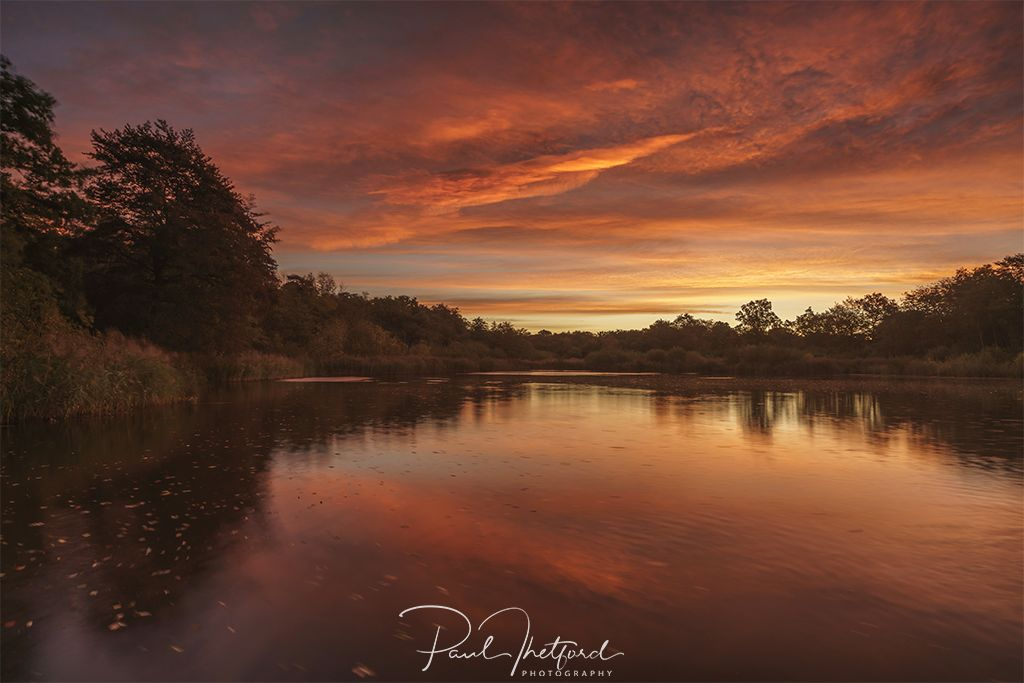 Selbrigg Lake Dawn 3
