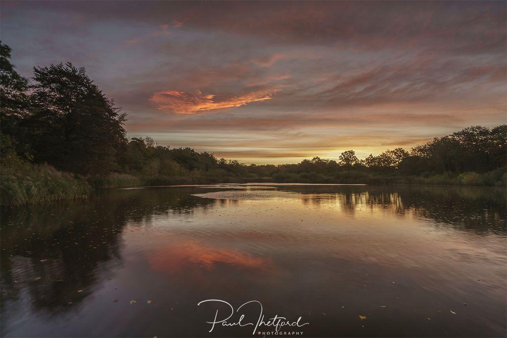 Selbrigg Lake Dawn 4