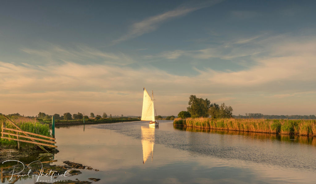 St Benet's Abbey (Three Rivers Race) 2