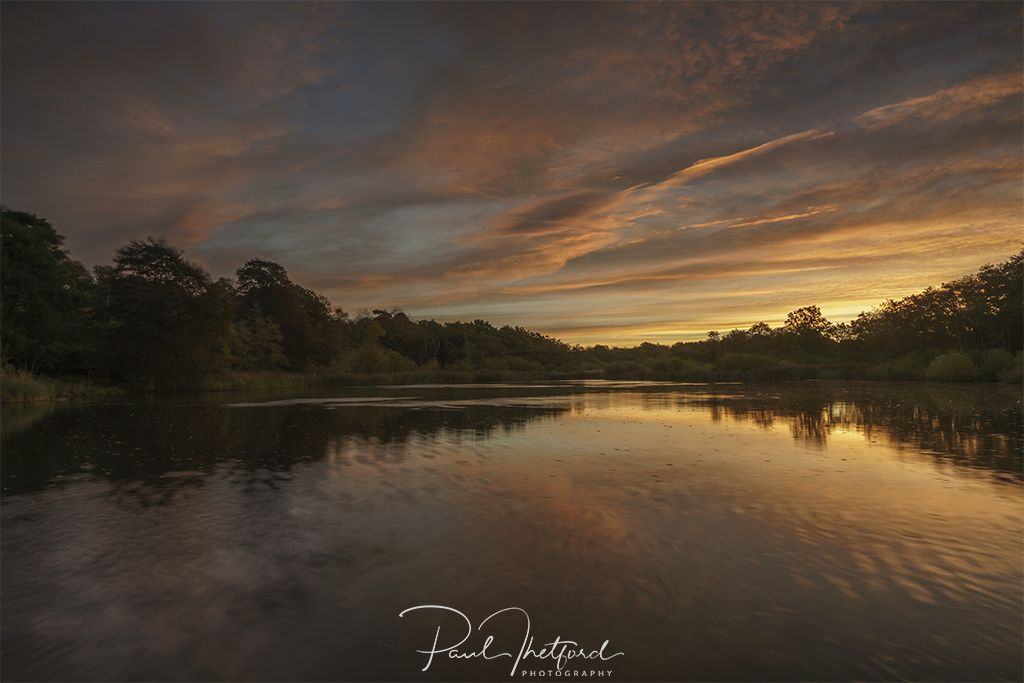 Selbrigg Lake Dawn